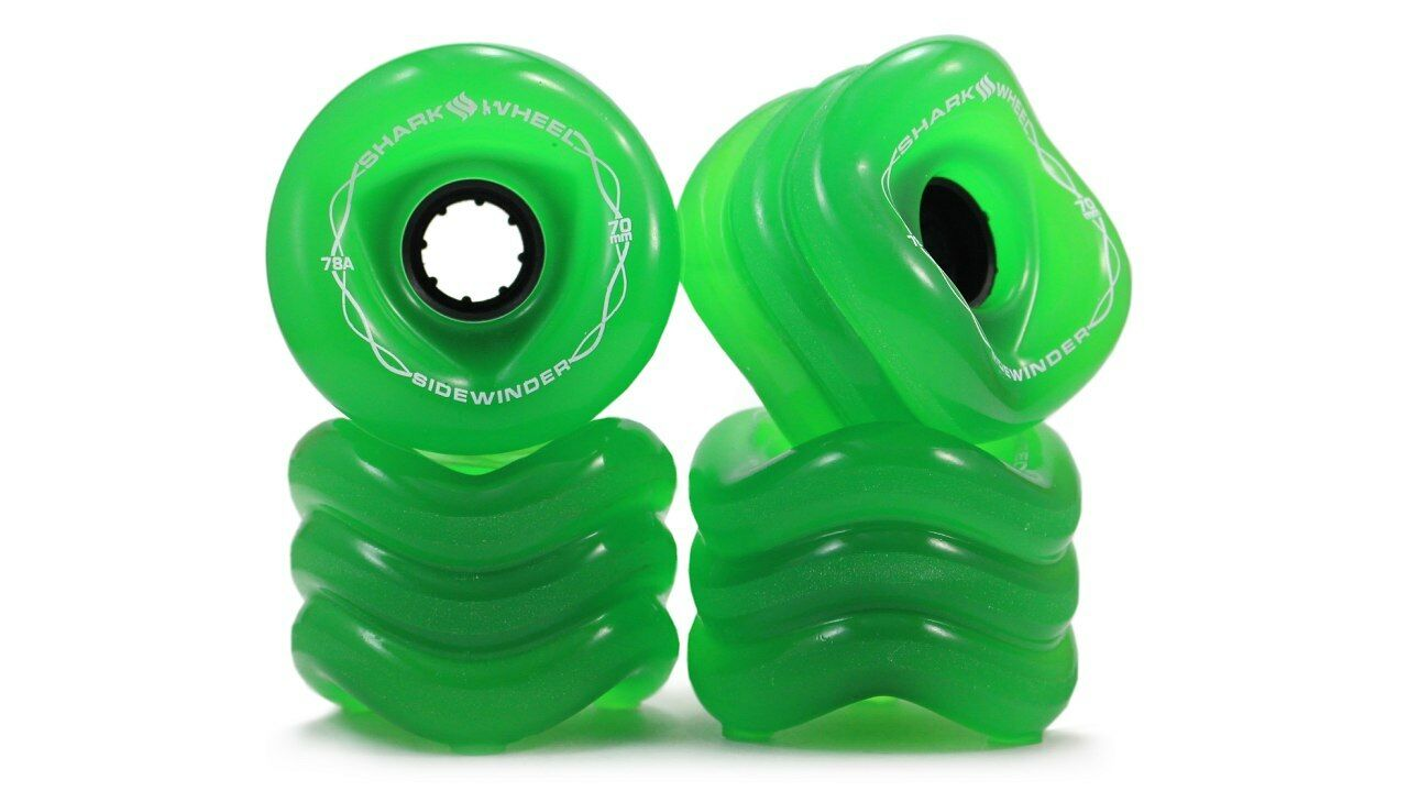 70mm, 78a Transparent Green SIDEWINDER