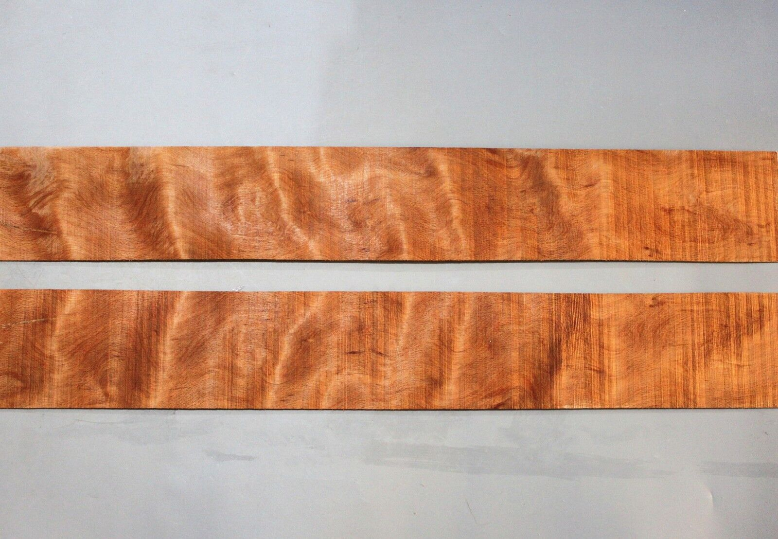 JB359 Ripple Maple Tonewood Guitar Sides Set Acoustic Supply 30 x4.35 x0.15
