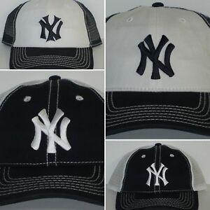 a5e344821a7 New York Yankees Retro Snapback Cap ~Hat ~MLB Patch Logo ~2 Colors ...