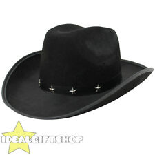 item 4 STAR STUDDED COWBOY HAT WILD WESTERN FANCY DRESS PARTY COWGIRL  COSTUME ACCESSORY -STAR STUDDED COWBOY HAT WILD WESTERN FANCY DRESS PARTY  COWGIRL ... d9bc3567eacc