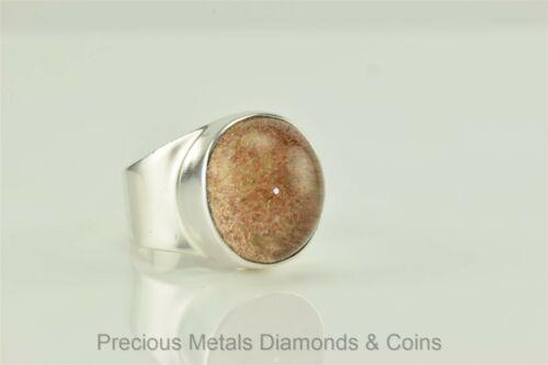 Carved Cameo qrtz and German crystal set in .925 sterling silver with faceted Rose Quartz mother of pearl swarovsky crystal pink qrtz
