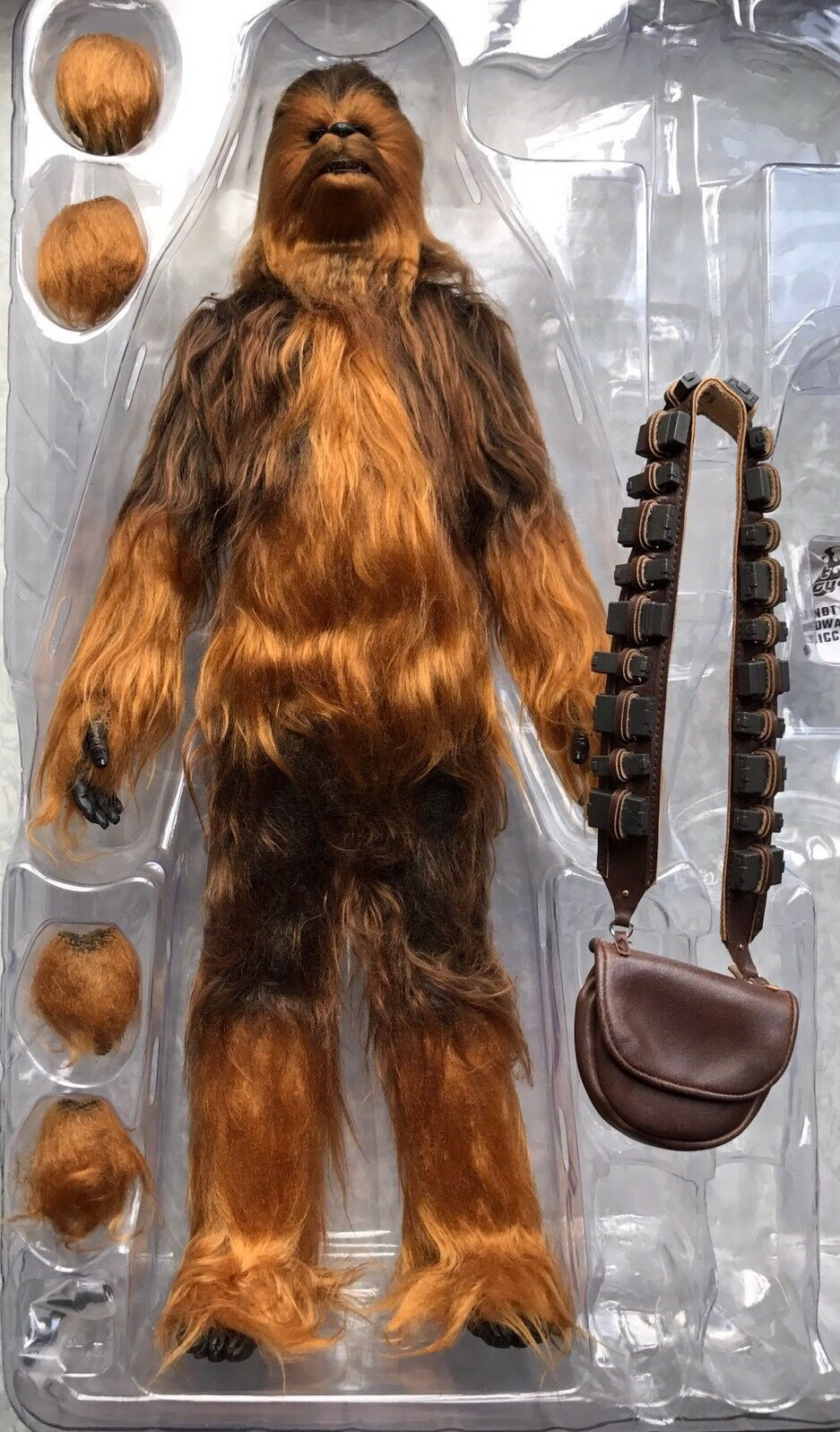 Hot Toys MMS376 Star Wars Han Solo & Chewbacca 1/6 Chewbacca figure only