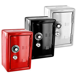 New-Safe-Security-Metal-Money-Bank-Deposit-Cash-Savings-Box-Saving-2-Keys