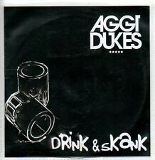 (AA497) Aggi Dukes, Drink & Skank - DJ CD