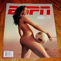 Christen Press Espn Magazine Body Issue 2016 Nude