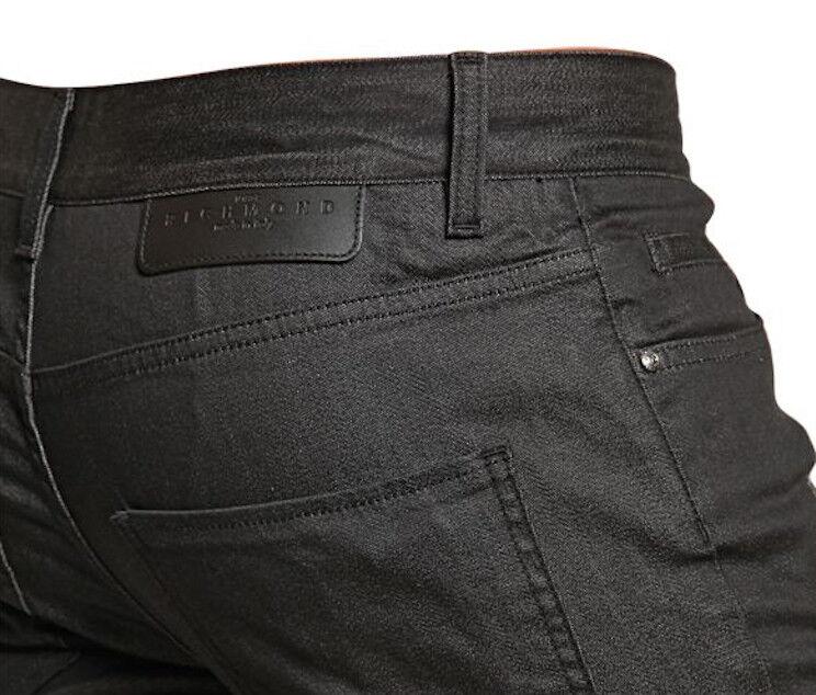 NEW John Richmond men's jeans, Standard fit Dark Grey  Size W32 L34 RRP