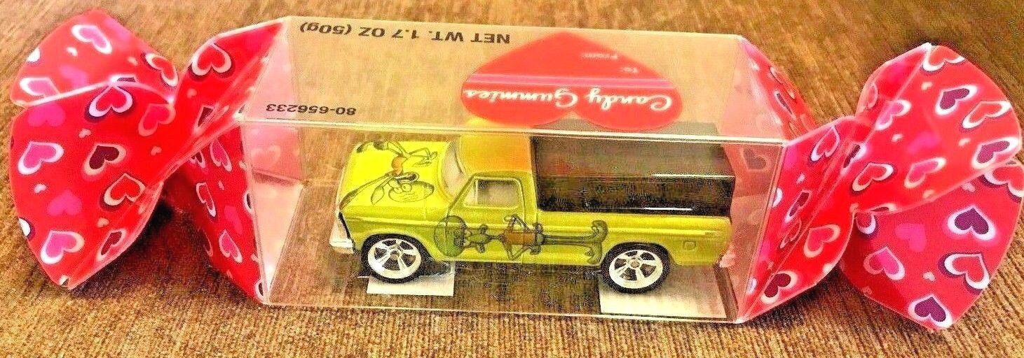 Hot Wheels Personalizado Ford F-150 en caso de caramelo Real Riders Diecast Edición Limitada