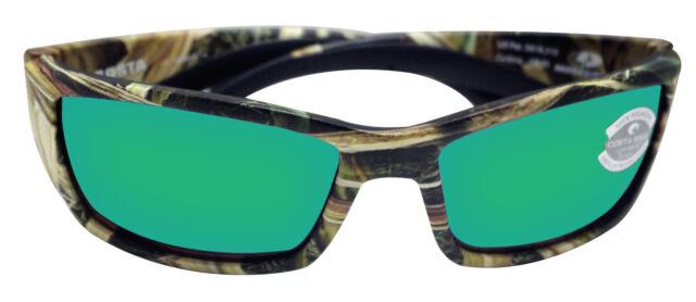 55e6d794fe392 Costa Del Mar Corbina Mossy Grass Camo Green Mirror 580G Glass Polarized  Lens
