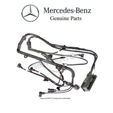 Mercedes W140 500SL R129 SL500 Engine Cable Wiring Harness Fuel Injection System