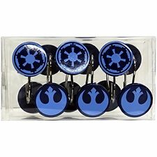 Item 5 Shower Curtain Rings Star Wars Classic Set Of 12 Shower Hooks  Shower  Curtain Rings Star Wars Classic Set Of 12 Shower Hooks