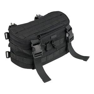Biltwell-Exfil-7-Bag-Sissybar-Lenker-Gabeltasche-fuer-Harley-Davidson