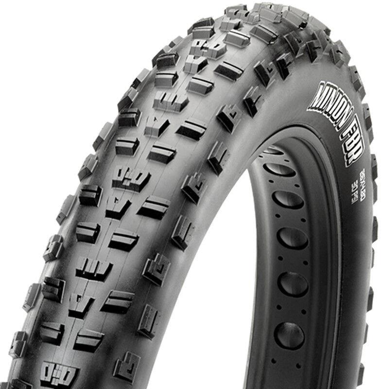 Maxxis Minion FBR 26x4.0 EXO TR Folding MTB Bike Tyre