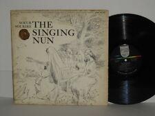 SOEUR SOURIRE The Singing Nun LP Dominique Allelujah + inserts Sister Smile