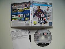 PS3 FIFA 14 (Sony PlayStation 3, 2013)  Tested