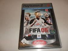 PlayStation 2  PS 2  FIFA 06 (Platinum) (3)