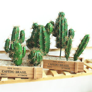 Artificial-Succulents-Plant-Garden-Miniature-Fake-Cactus-DIY-Home-Decoration-Pro