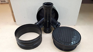 Underground Drainage 320mm Inspection Chamber Square Cover FREE P/&P OVER £20