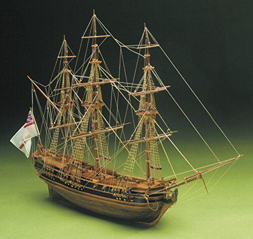 SERGAL MANTUA MODEL 1 60 KIT LEGNO PRESIDENT FREGATA INGLESE DEL 1760  ART 792