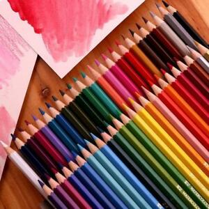 Faber/Castell Colored Pencils 48 Colors Water-Color Drawing ...
