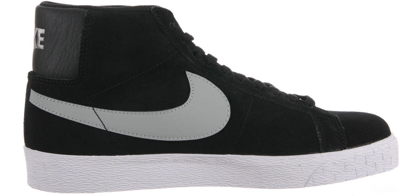 Nike SB Blazer Premium SE in Noir /blanc /Base Gris NWT 631042-003  85