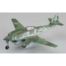 MRC EASY MODEL 1/72 36369 ME262A jet fighter KG44 FLOWN BY GALLAND GERMANY 1945