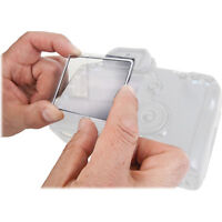 Vello Lcd Screen Protector For Cannon Eos Rebel T2i (optical Acrylic)