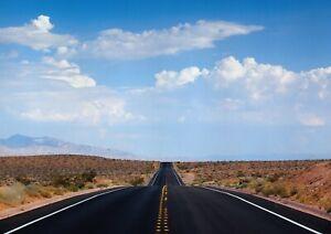 A1-Nevada-Desert-Poster-Art-Print-60-x-90cm-180gsm-USA-Road-Trip-Fun-Gift-13068