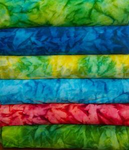 Bali Batik FLANNEL by Benartex - 14 Colors - By the Yard | eBay