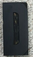 Vintage Wood Type Letter D 5 X 2 38 K24