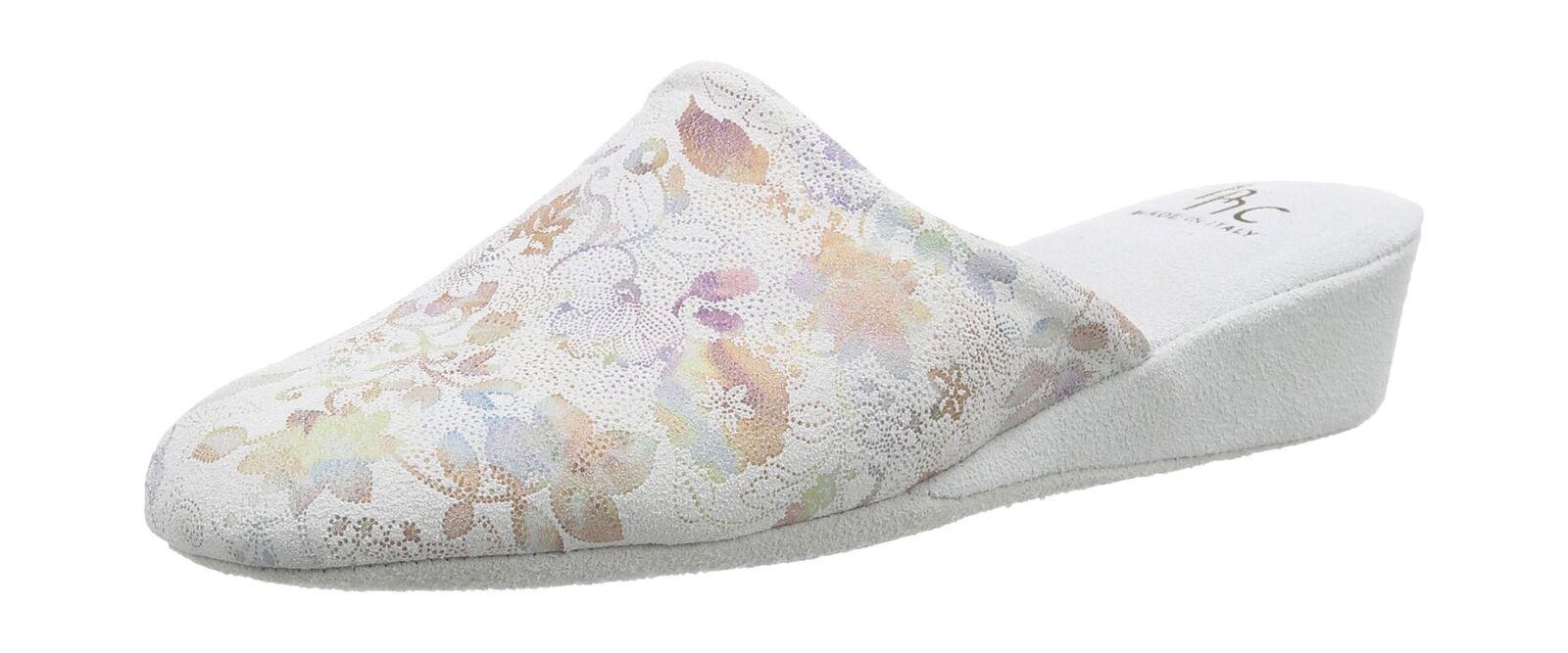 Hans Herrmann Colección HHC, Mujeres Zuecos blancoo-blancoo (ghiacco Flor) 3.5 Reino Unido