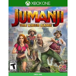 JUMANJI: The Video Game Xbox One [Brand New]
