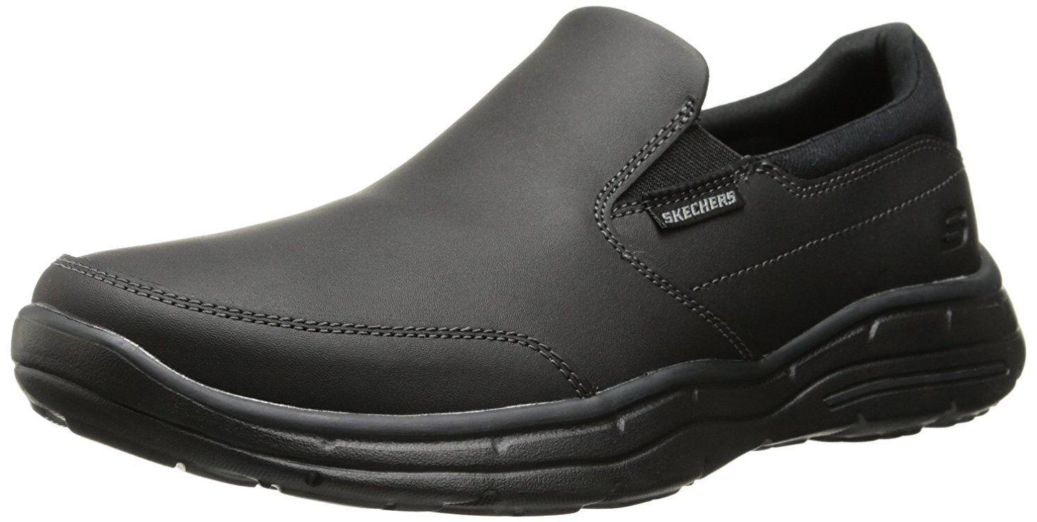 Skechers Para Hombre se desliza CALCULOUS Slip-on Loafer-elegir talla Color