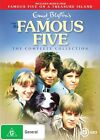 The Famous Five - Adventure Pack (DVD, 2015, 5-Disc Set)