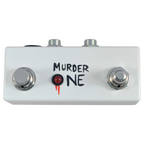 Guitar Killswitch Murder One Dual Stutter Pedal