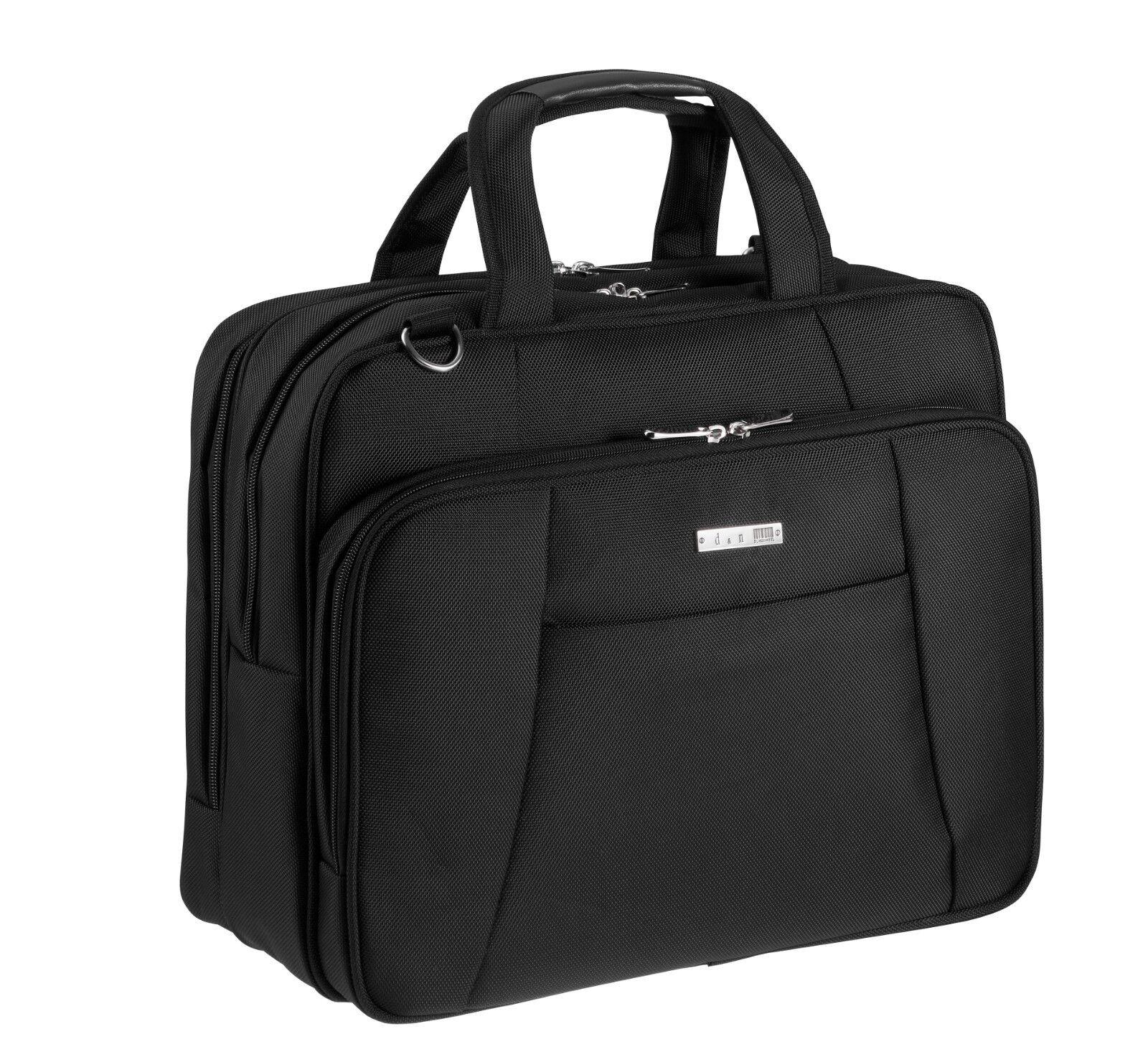 D&N Basic Line Businesstasche  Aktentasche Aktenkoffer Tasche 3117 | Lebhaft und liebenswert  | Großer Verkauf  | Qualifizierte Herstellung