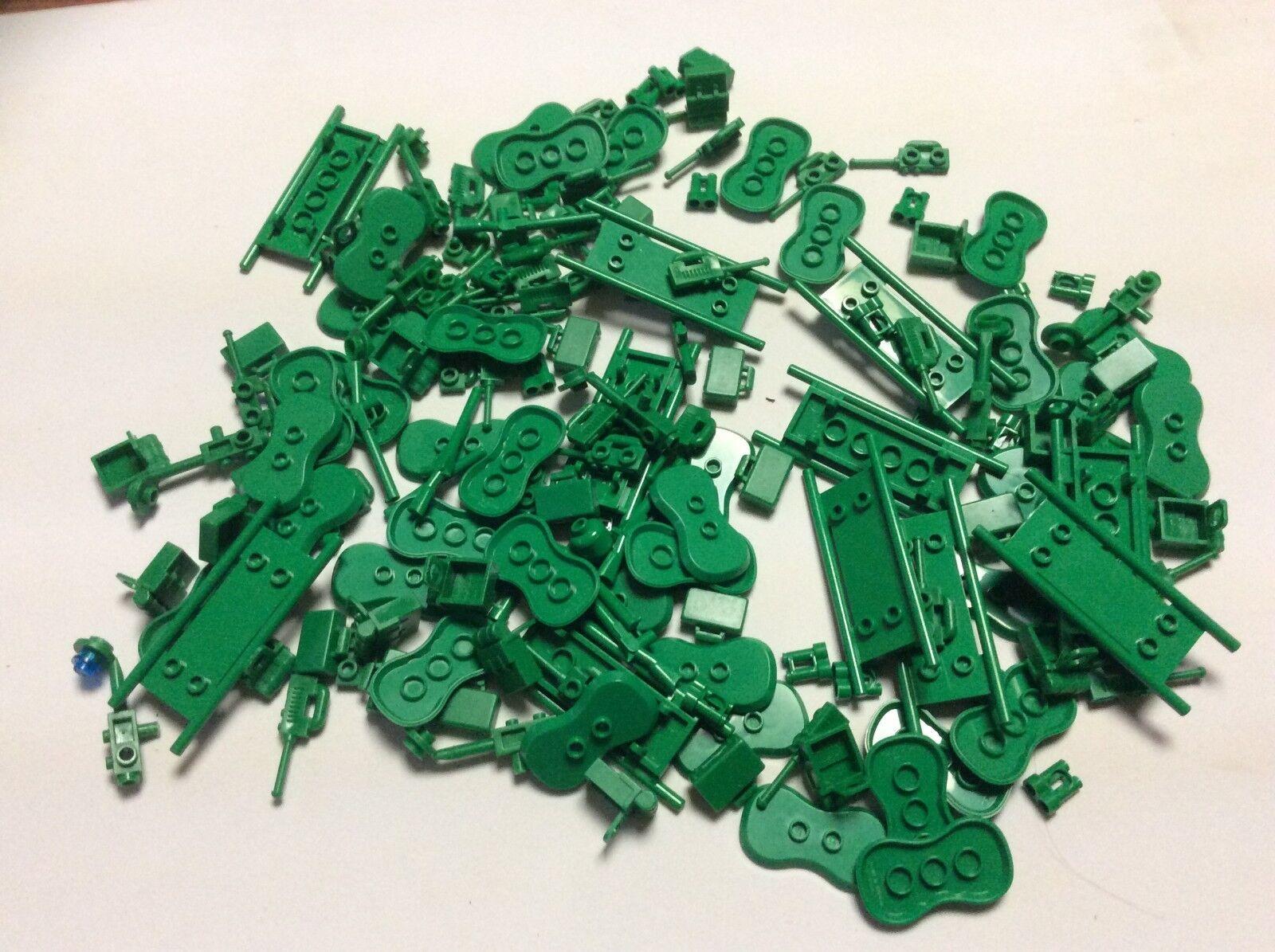 LEGO Lot 4 Ounces Toy Story Army Minifigure Minifigure Minifigure minifig Accessories Soldiers O462M 9ee8e8