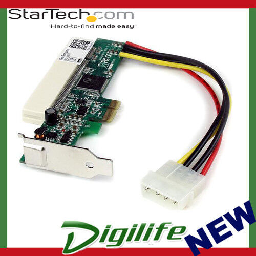 STARTECH PCI Express to PCI Adapter Card  PEX1PCI1