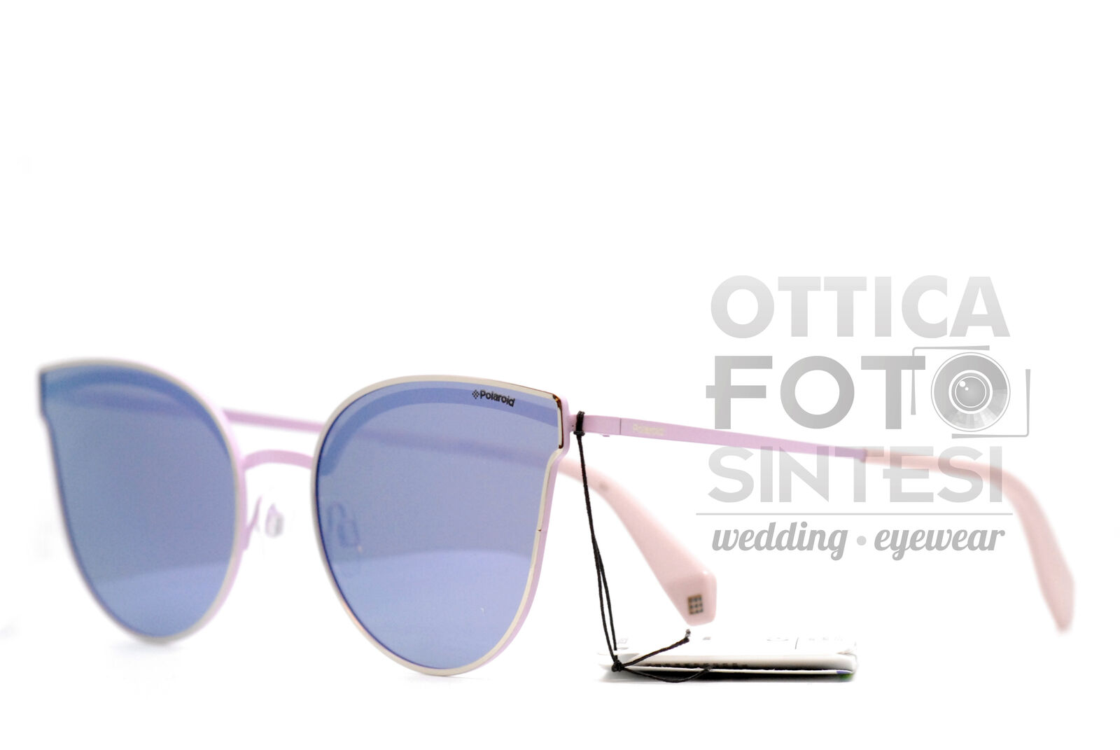 c4066e9417ae Polaroid PLD 4056 s 3yg MF Light Gold Sunglasses Purple Mirror Polarized  Lens for sale online