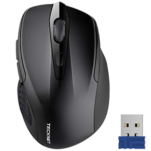 Wireless-Large-Mouse-Cordless-Optical-USB-Receiver-for-Laptop-Optical-Black