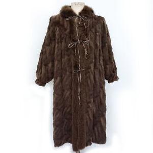 It 52 Di Vintage In 54 Donna Reversibile Cappotto Tg Volpe 7972 Pelliccia Art XqSwXv8