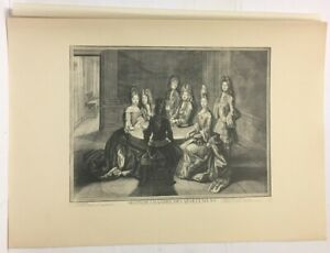 Engraving-all-Flats-Royal-Second-Room-Antoine-Thing