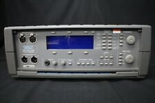 Audio Precision P1dd Portable One Dual Domain P1dd Audio Analyzer