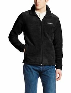 395fe23b5961f Columbia Men s PLUS SIZE Steens Mountain Zip 2.0 Fleece Jacket Black ...
