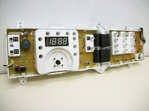 Details about Samsung Dryer User interface display Board DC92-00388B