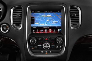 Dodge Durango Ra4 8 4an Uconnect Gps Navigation Radio 2014
