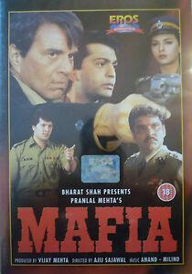 MAFIA  ORIGINAL EROS BOLLYWOOD DVD - <span itemprop=availableAtOrFrom>London, United Kingdom</span> - MAFIA  ORIGINAL EROS BOLLYWOOD DVD - London, United Kingdom