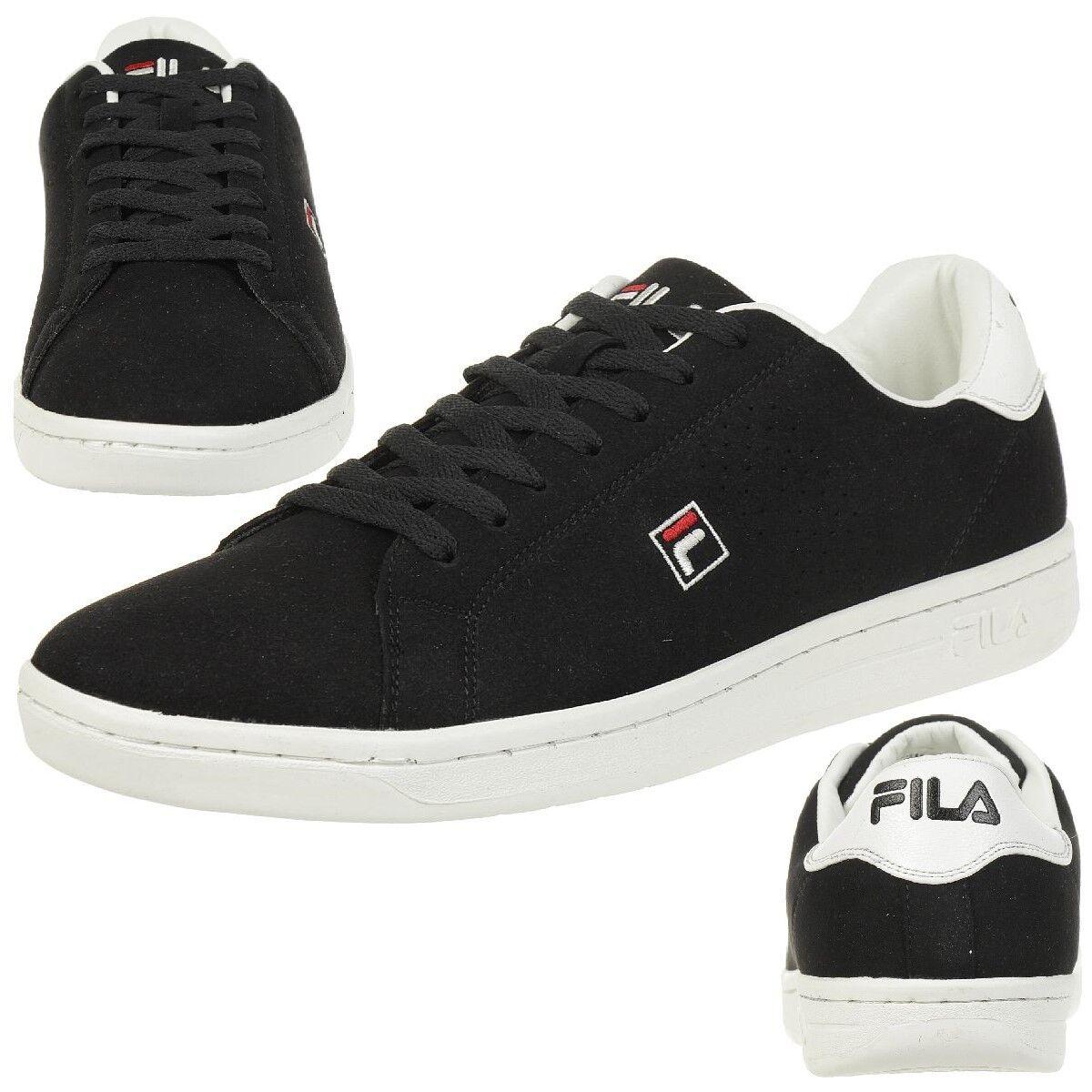 Fila crosscourt 2 LOW Zapatillas Negro Zapatos Hombre