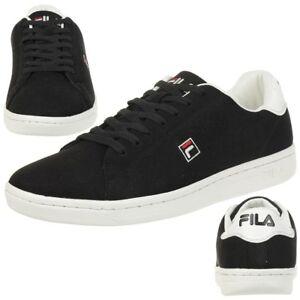 Fila-croise-2-Low-Baskets-noir-Chaussures-Homme