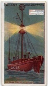 Gull-Stream-Lightship-Trinity-House-Ramsgate-100-Y-O-Trade-Card