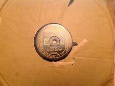 "10""  JAN AUGUST - MISIRLOU  /  ZIGEUNER / NOEL COWARD - 03952 SHELLAC"